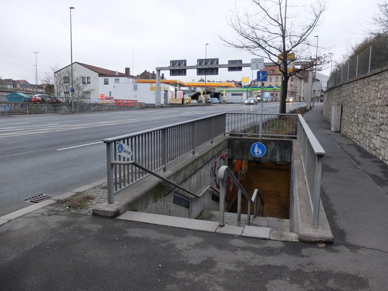 Eine Treppe zum Radfahren? | Radfahrerzone.de