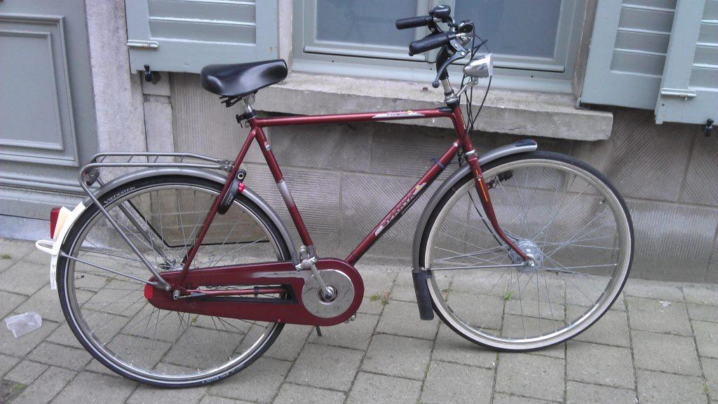Das gute alte Hollandrad